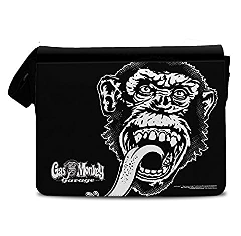 Officiellement Sous Licence GMG Big Monkey Sac bandouliere, Messenger Sac