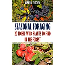 Seasonal Foraging: 20 Edible Wild Plants to Find In The Forest (English Edition)