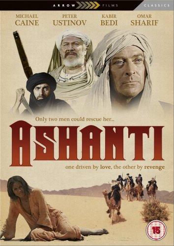 Ashanti [DVD] by Michael Caine