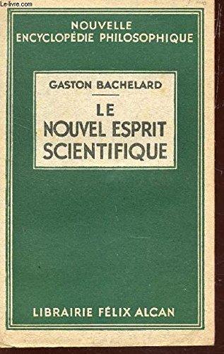 Le nouvel esprit scientifique