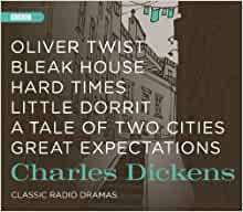 Classic radio dramas oliver twist bleak house for Classic hard house