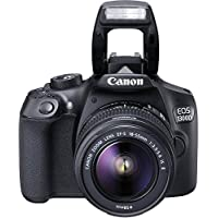 Canon EOS 1300D EFS18 55 Is Slr Camera Black