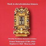 Musik in oberschwäbischen Klöstern - Zwiefalten
