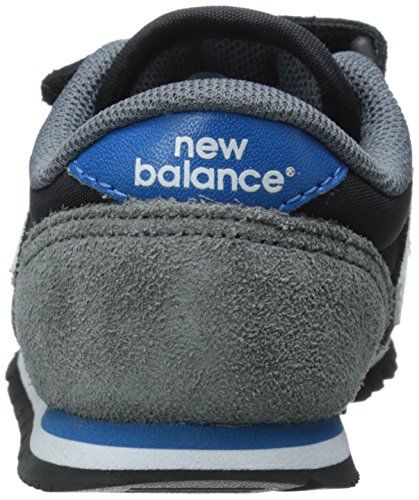 New Balance KE420 M Unisex-Kinder Sneakers Schwarz (BAI BLACK/BLUE)