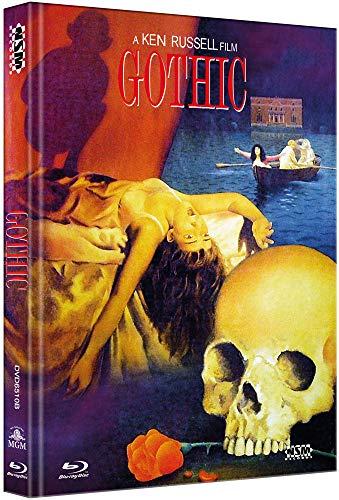 Gothic [Blu-Ray+DVD] - uncut - auf 111 Stück limitiertes Mediabook Cover B