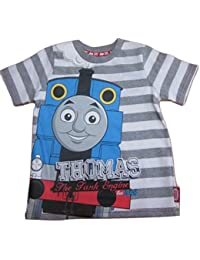 THOMAS THE TANK ENGINE SHORT SLEEVE T SHIRT/TOP 4-5YRS - New