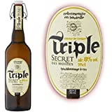 BIERE TRIPLE SECRET des MOINES 8D 75CL