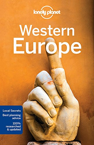 Descargar Libro Western Europe de Lonely Planet