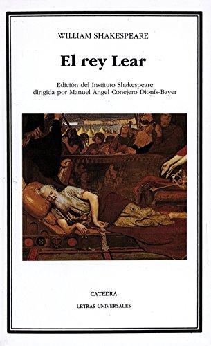 El rey Lear (Letras Universales) por William Shakespeare