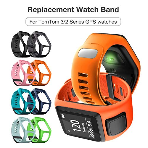 Zoom IMG-2 ningxiao586 cinturino orologio in silicone