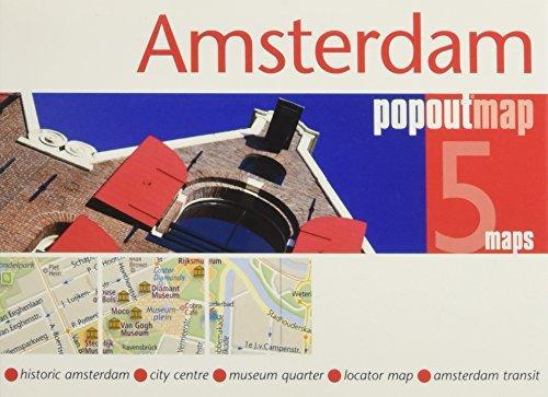 Popout Map Amsterdam (Popout Maps) (Amsterdam Stadtplan)