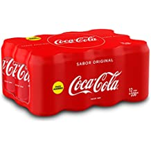 Coca-Cola - Lata 330 ml (Pack de 12) - [pack de 2]