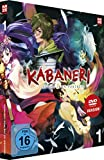 Kabaneri of the Iron Fortress - DVD Vol. 1
