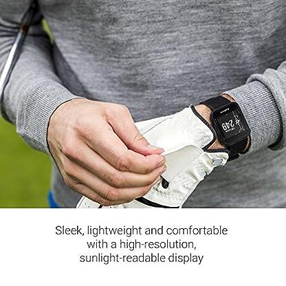 Garmin Approach S10 – Reloj de Golf (Campos mundiales preinstalados, Resistencia al Agua 5 ATM)