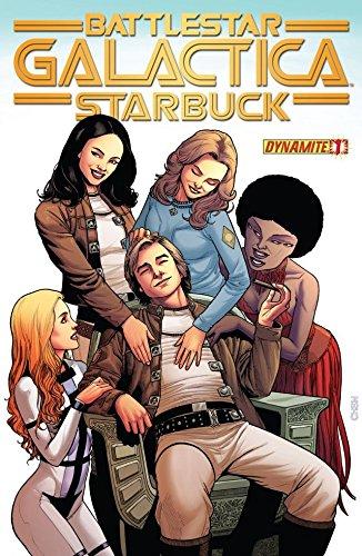 alactica: Starbuck #1 (of 4): Digital Exclusive Edition (Starbuck Von Battlestar)