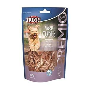 Trixie Premio Rabbit Cubes Friandises pour Chien 100 g