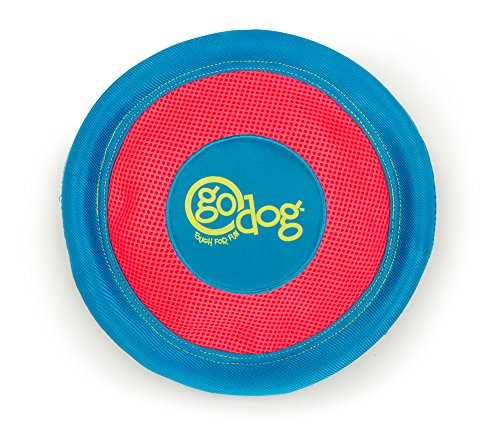 goDog Ultimate Disc with Chew Guard Technology, Large