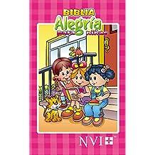 Biblia Alegria Para Ninas-NVI
