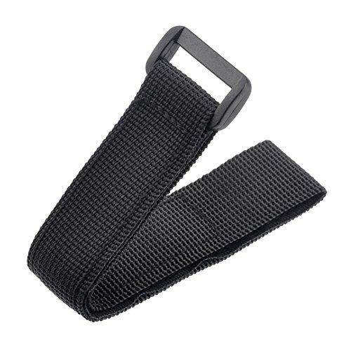Wifi Remote Handhandgelenk Armband Gurt Gürtel Handschlaufe Nylon Klettverschluss WiFi-Fernbedienung für GoPro Hero 3 Schwarz (Gopro Handschlaufe Für Remote)