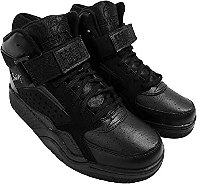 Ewing Athletics Ewing Focus All Black Basketball Schuhe Shoes Mens