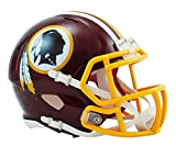 NFL Washington Redskins revolución Velocidad Casco de Mini