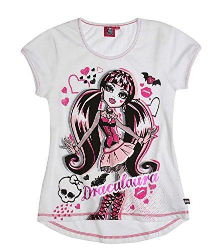 Monster High T-Shirt white