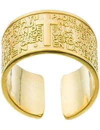 Córdoba Jewels | Anillo en Plata de Ley 925 bañada en Oro.