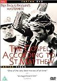 The Gospel According to St. Matthew [Import anglais]