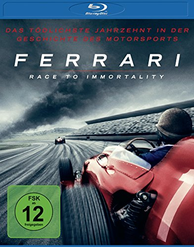 Ferrari: Race to Immortality (OmU) [Blu-ray]