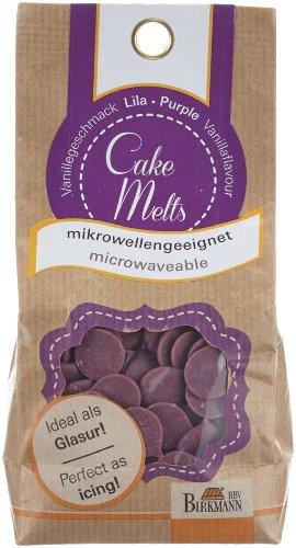 RBV Birkmann CakeMelts, lila (Cake Pops Für Schokolade)