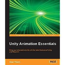 Unity Animation Essentials
