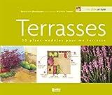 Terrasses : 20 Plans-modèles pour ma terrasse