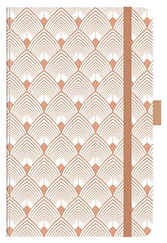 Buchkalender Times Big12 Trend Art déco 2020 (Jugendstil-planer)