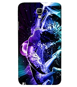 PRINTSWAG DANCING GIRL Designer Back Cover Case for SAMSUNG GALAXY NOTE 3 NEO