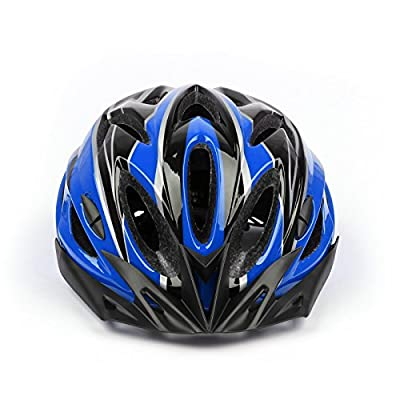 Artudatech Cycle Helmet Ladies Men, 52-60cm/20.47-23.62 Inch Women Helmet Bike Helmet Men Helmet with Visor for Cycle Bike Bicycle Skateboard Cycling Scooter from Artudatech