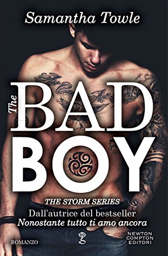 The Bad Boy (The Storm Series Vol. 1) di [Towle, Samantha]