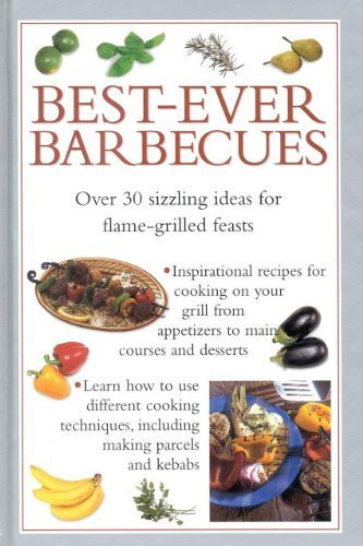 Best-Ever Barbecues (Cook's Essentials) by Editors of Southwater (2000) Hardcover