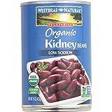 Westbrae Foods Kidney Beans Fat Free 15 Oz (Pack Of 12)