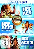 ICE AGE 1-3 [4 DVDs]