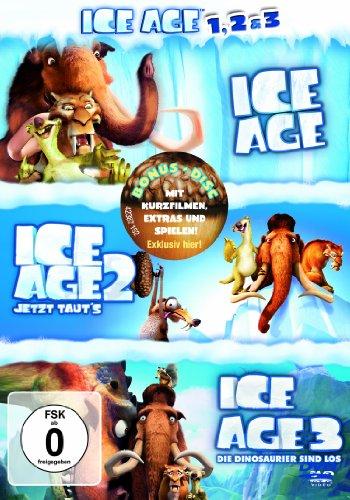 1-3 (4 DVDs)