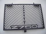 Kawasaki Z 750 Z750 black Kühlerabdeckung Bj. 08- 5064