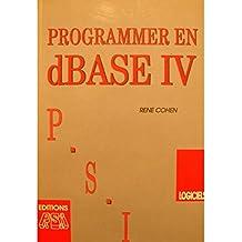 RENÉ COHEN programmer en Dbase IV 1989 PSI programmarion informatique RARE++