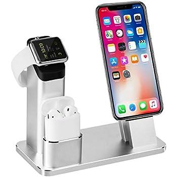 Apple Watch Stand SHUNXIN Support de Chargeur de Bureau universel Chargeur Induction Sans Fil