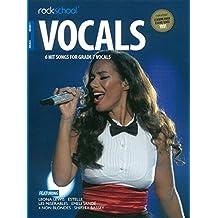 Rockschool: Vocals Grade 7 - Female (Book/Audio Download) 2014-2017 Syllabus