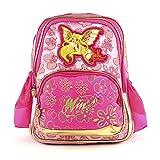 Target Winx Club Stella Gold Enchantix Backpack Cartable, 41 cm, Rose (Pink)