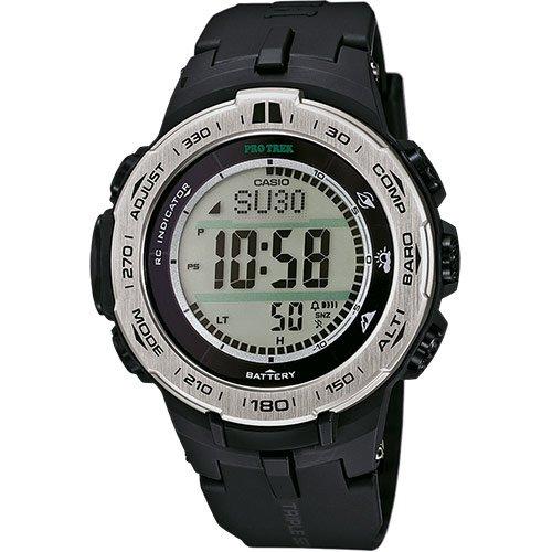orologio digitale unisex Casio PRO-TREK trendy cod. PRW-3100-1ER