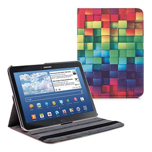 galaxy tab t530 kwmobile Samsung Galaxy Tab 4 10.1 T530 / T535 Hülle - 360° Tablet Schutzhülle Cover Case für Samsung Galaxy Tab 4 10.1 T530 / T535