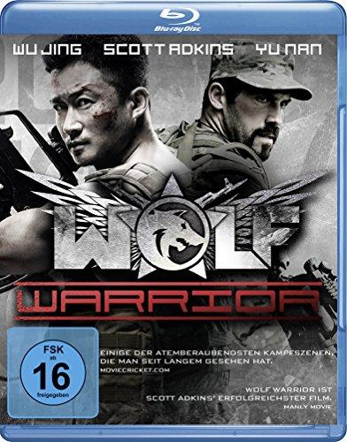 Wolf Warrior [Blu-ray] - Ridge Master