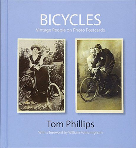 Bicycles (Photo Postcards from the Tom Phillips Archive) por Tom Phillips