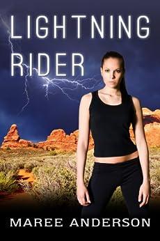 Lightning Rider by [Anderson, Maree]